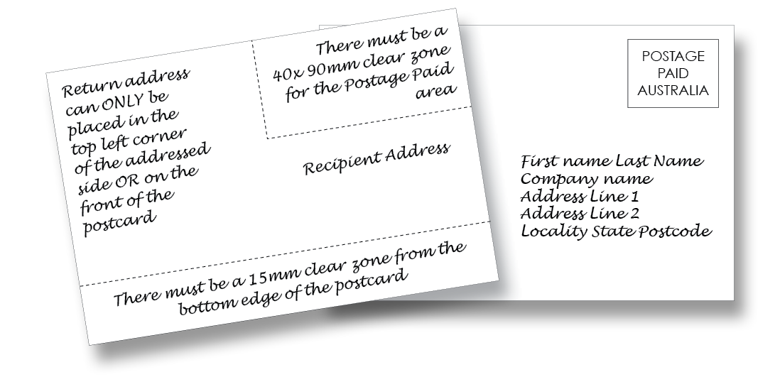 how to make direct mail to businesses
